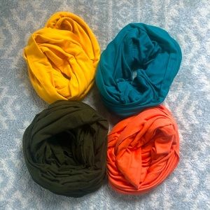 American apparel extra large infinity scarves